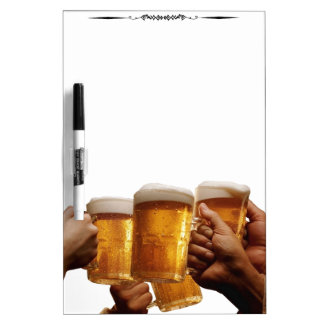Happy Hour Magnetic Dry Erase Board