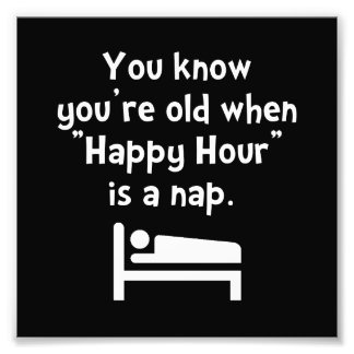 Happy Hour Nap Photo Art