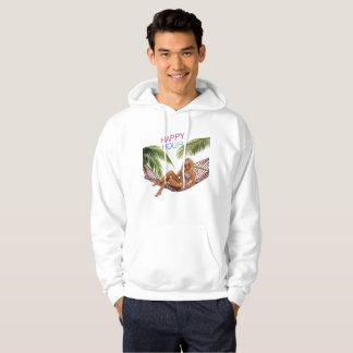 Happy Hour on the Beach Hoodie