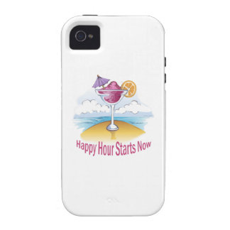 HAPPY HOUR STARTS NOW iPhone 4/4S COVERS