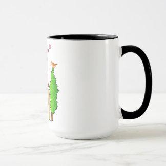Happy house mug