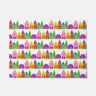happy houses doormat