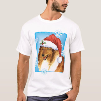 Happy Howliday Collie T-Shirt