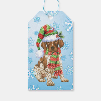 Happy Howliday GSP Gift Tags