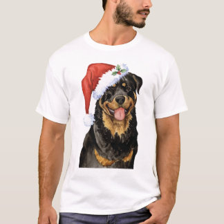 Happy Howliday Rottweiler T-Shirt
