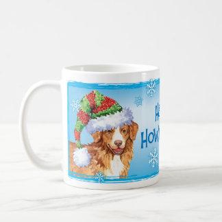 Happy Howliday Toller Coffee Mug