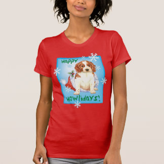 Happy Howliday Welshie T-Shirt