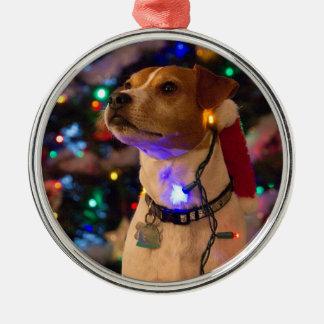 Happy Howlidays! Christmas Ornament
