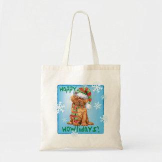Happy Howlidays Dogue Tote Bag