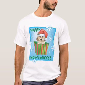 Happy Howlidays English Setter T-Shirt