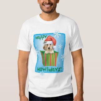 Happy Howlidays English Setter Tshirt