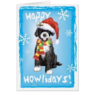 Happy Howlidays PWD Card