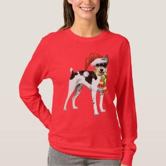 Happy Howlidays Rat Terrier T-Shirt