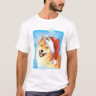 Happy Howlidays Shiba Inu T-Shirt