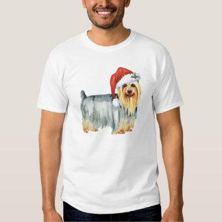 Happy Howlidays Silky Terrier Tshirt
