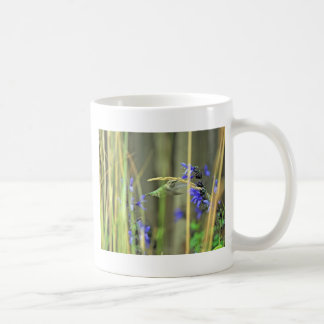 Happy Hummer III Coffee Mugs