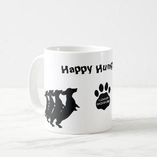 Happy Hump Day Dachshund Mug