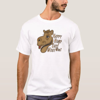 Happy Hump Day Woot Woot T-Shirt