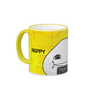 Happy Inside! Mugs