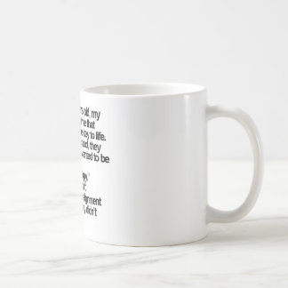 happy is me coffee mug
