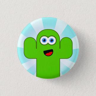 Happy Jolly Cactus Badge