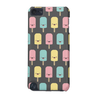 Happy Kawaii Popsicle Ice Lolly Pattern iPod Touch (5th Generation) Cases