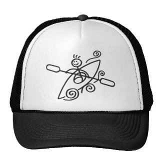 Happy Kayak Hat