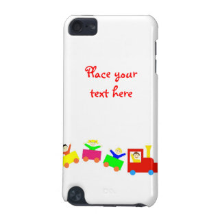 Happy Kids Train iPod Touch (5th Generation) Case
