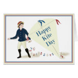Happy Kite Day! Greeting Card