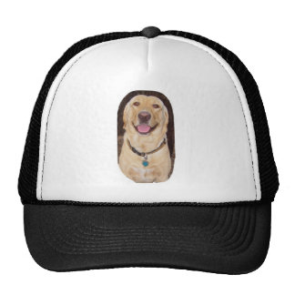 Happy Lab Cap