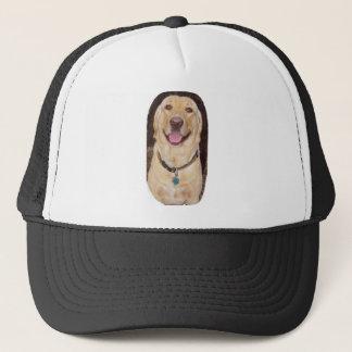 Happy Lab Trucker Hat