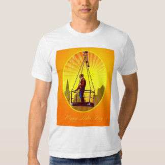 Happy Labor Day Our Fellow Workers Greeting Card Shirt