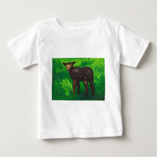 Happy Lamb Baby T-Shirt