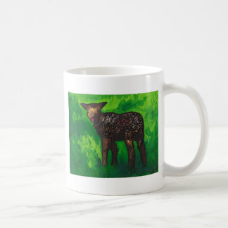 Happy Lamb Coffee Mug