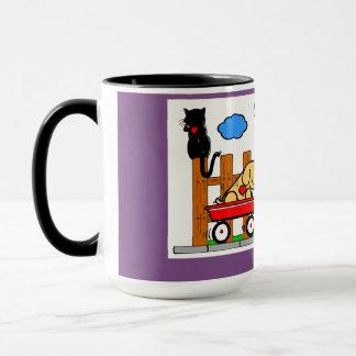 Happy Lane Mug