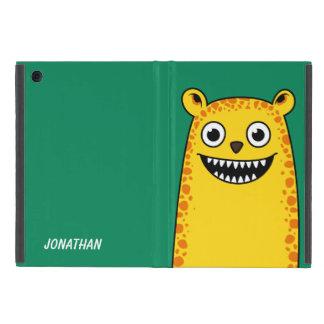 Happy leopard iPad mini case