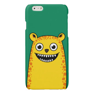 Happy leopard iPhone 6 plus case