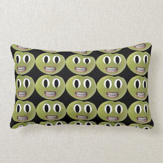 Happy Lima Bean Pillow