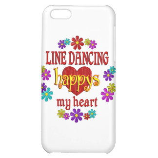 Happy Line Dancing iPhone 5C Covers