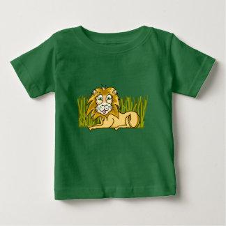 Happy Lion Baby Fine Jersey T-Shirt