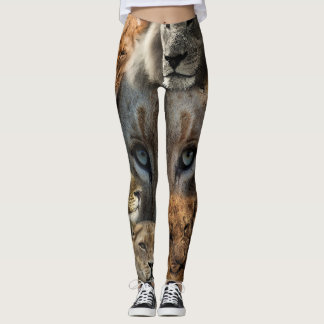 Happy Lions Leggings