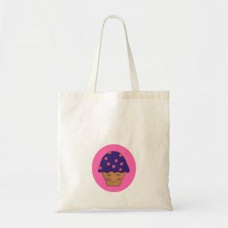 Happy Little Cupcake tote bag