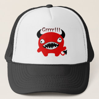 Happy Little Devil Trucker Hat