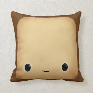 Happy Little Toasty Cushion