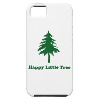 Happy Little Tree iPhone 5 Case