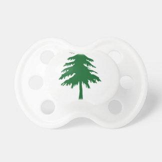 Happy Little Tree Pacifiers