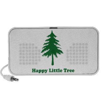 Happy Little Tree Travelling Speaker