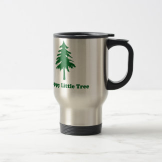Happy Little Tree Stainless Steel Travel Mug