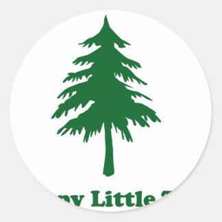Happy Little Tree Sticker