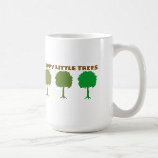 Happy Little Trees Mug